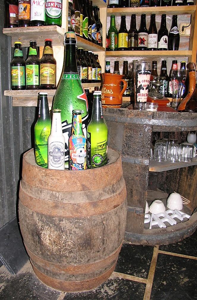 Barril de cerveza de hace 70 años de Javier Parra
