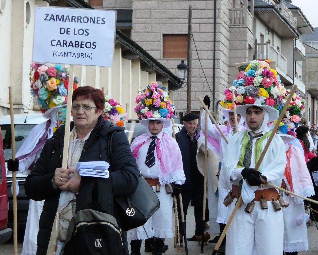 Zamarrones de los Carabeos, Cantabria
