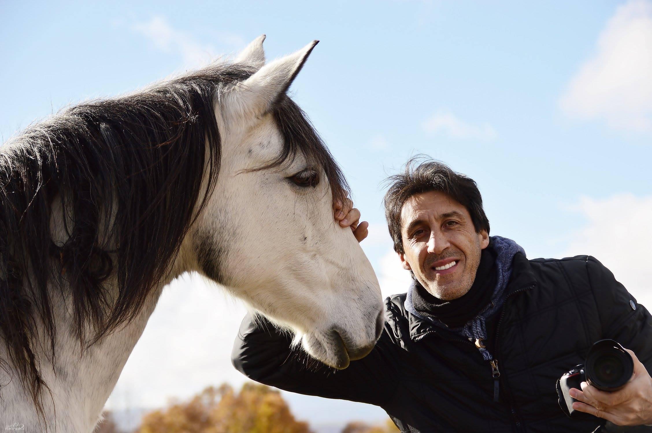 Arsenio Blanco: el alma, corazón y el click de Clickeando Valdeorras