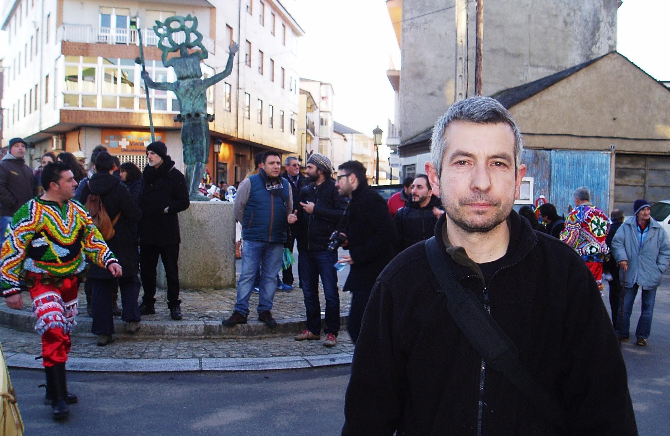"""Jorge Minas Domínguez: """"la Mascarada Ibérica une a las máscaras y nos sitúa en el mapa"""""""