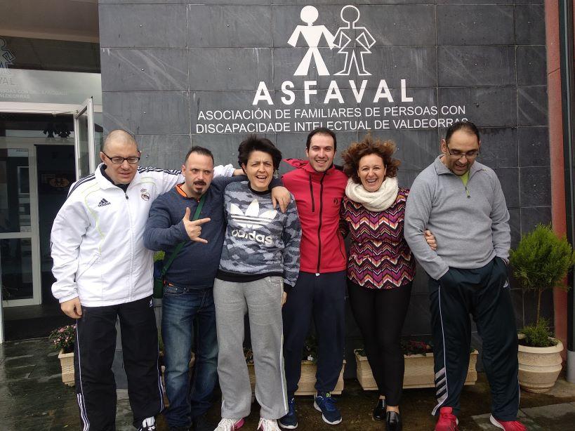 Asfaval y Tres Lunas, por la integración de personas con discapacidad a través del ciclismo