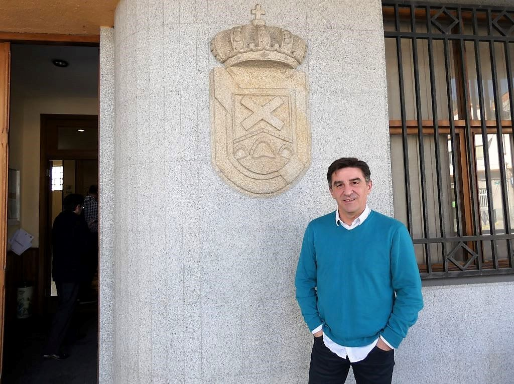 """Álvaro Rodríguez: """"me gusta plasmar mi amor por A Rúa en mis fotografías"""""""