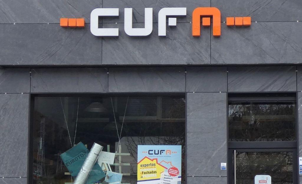 CUFA abrirá un punto de venta de pizarra y material de construcción