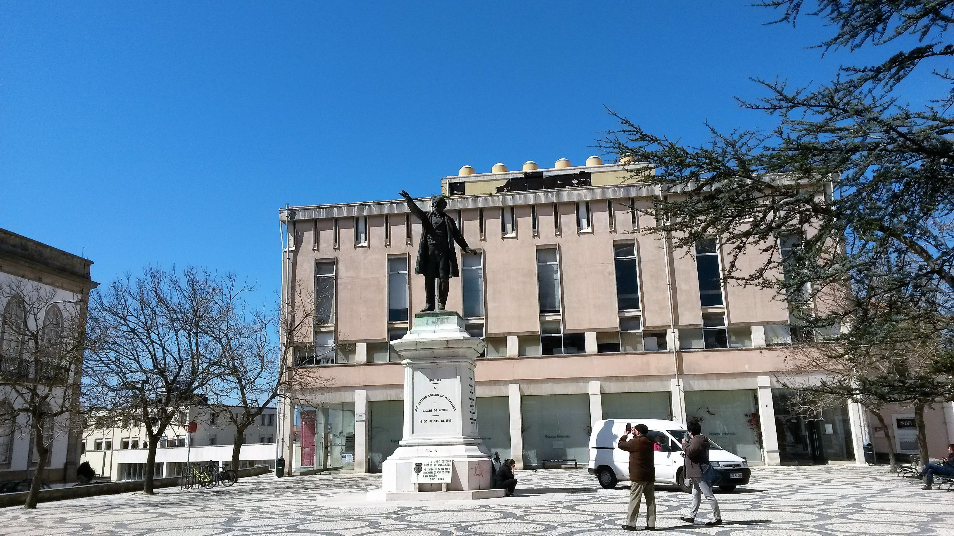 Monumento de Aveiro