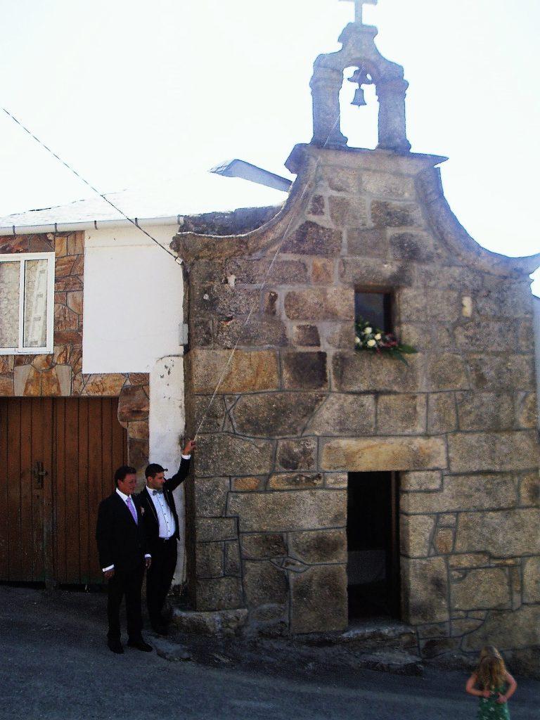 Casa capilla de Casasasola.