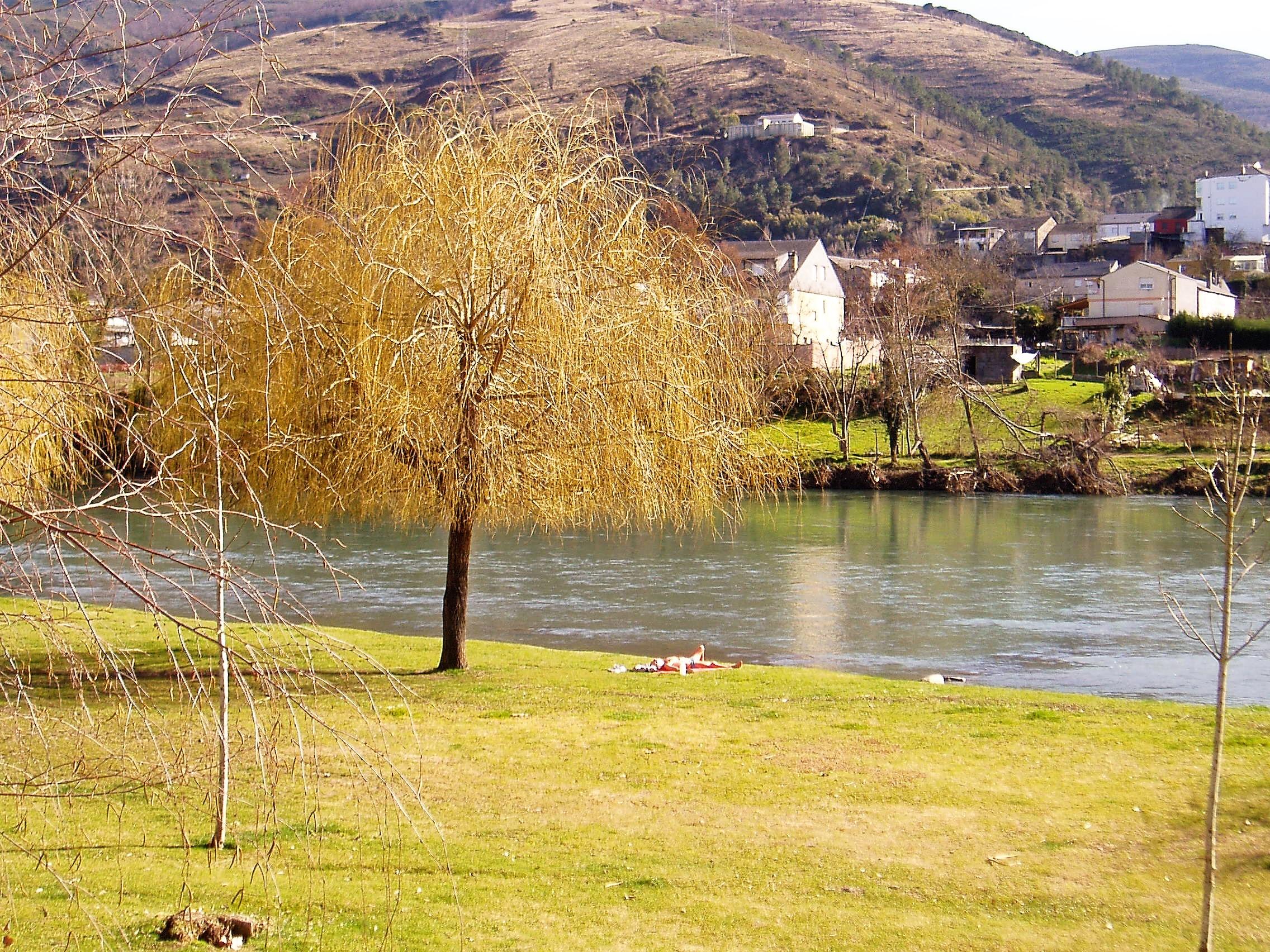 Río Sil en O Barco de Valdeorras