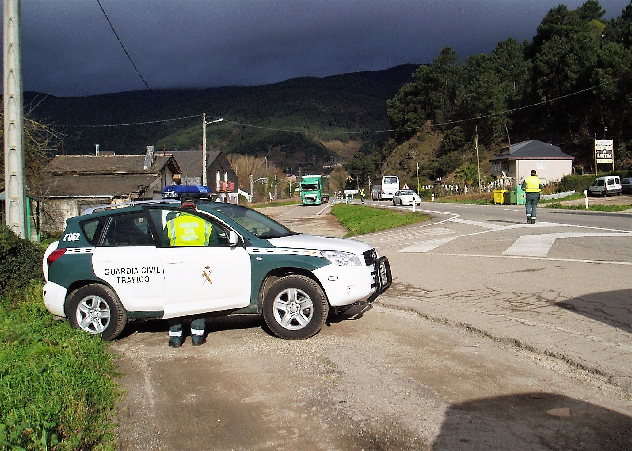 Guarda Civil de Tráfico