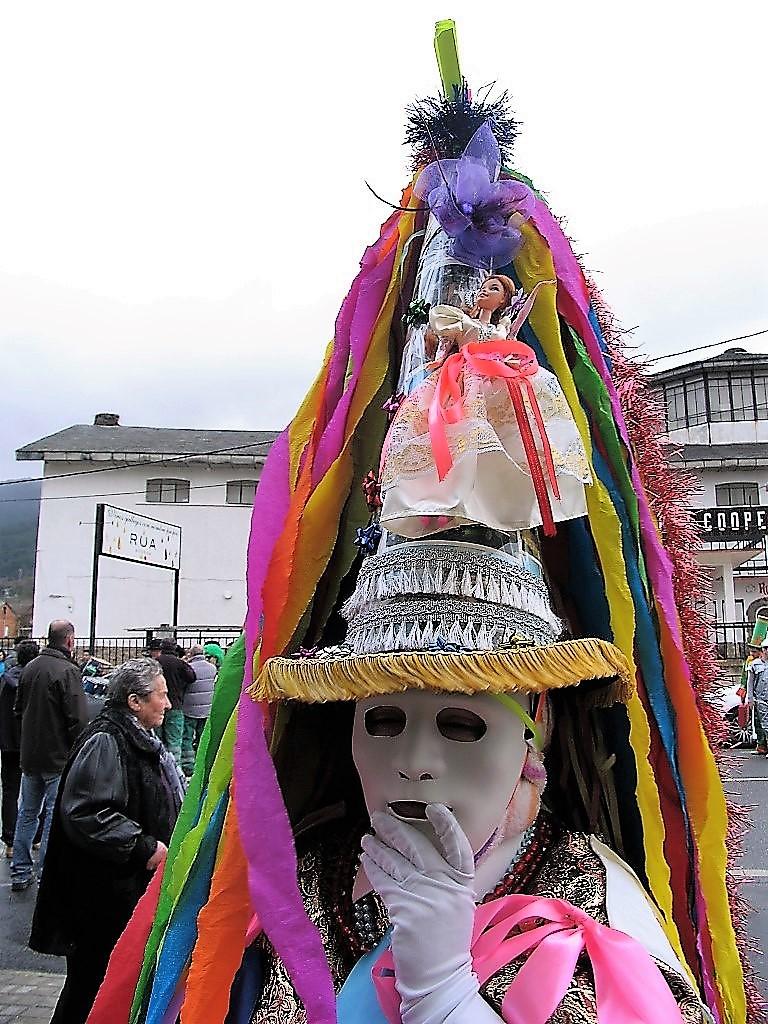 Máscara de Buxán 3