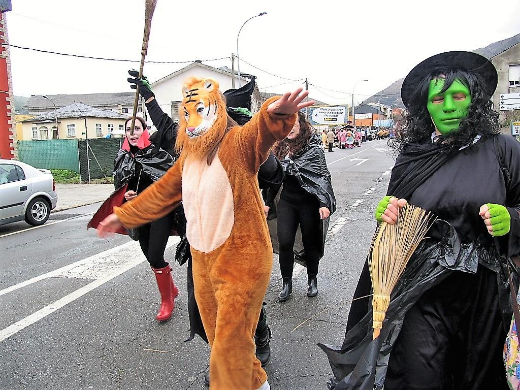 carnaval a rua
