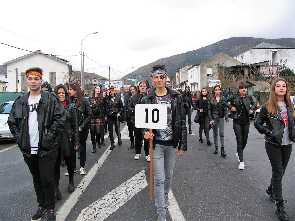carnaval desfile