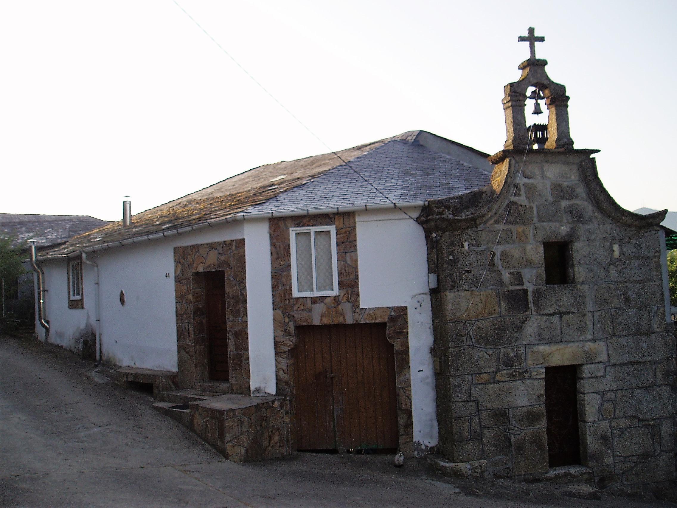 Casa capilla de Casasola, Cambela (O Bolo)