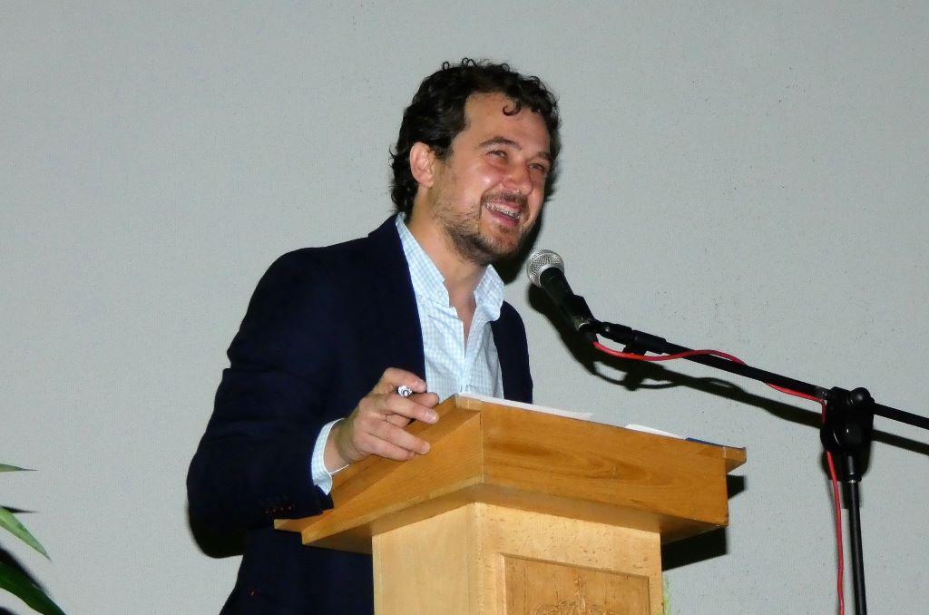 """Álvaro Fernández: """"vou pola maioría absoluta do PP en A Rúa"""""""