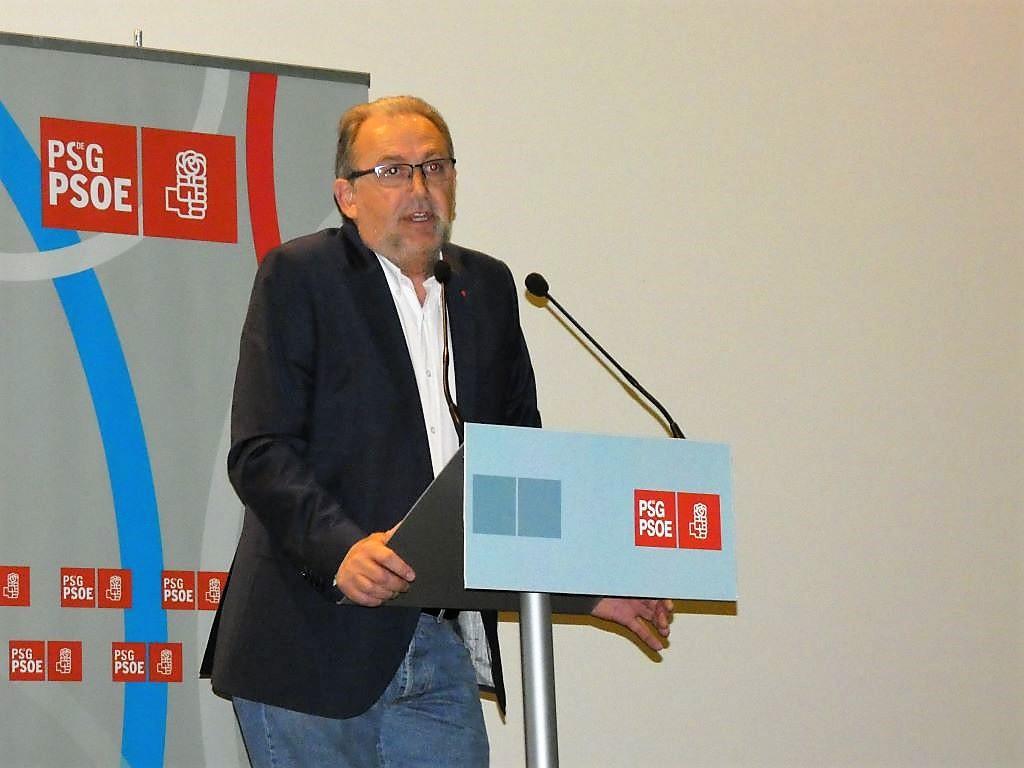 """Luis Fernández Gudiña: """"o noso Concello será aberto e transparente"""""""