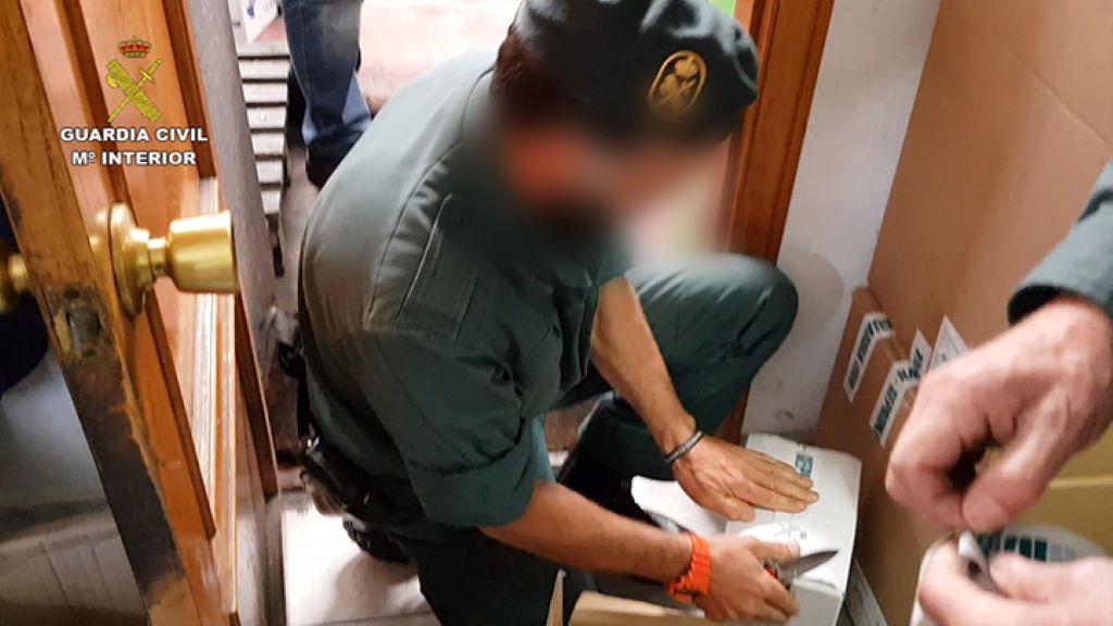 """La """"Operación BACO"""" desarticula un red dedicada a la venta fraudulenta de vino"""
