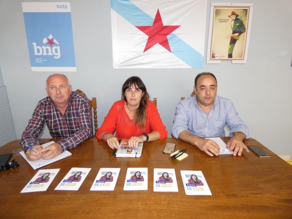 """El BNG de A Rúa """"acusa"""" al PSOE de """"desleal"""""""