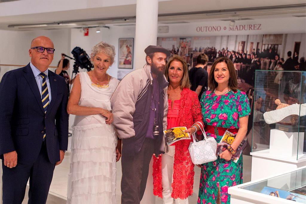 """""""Sempre Xonxa"""" y Chano Piñeiro centran la exposición del Ourense Film Festival"""