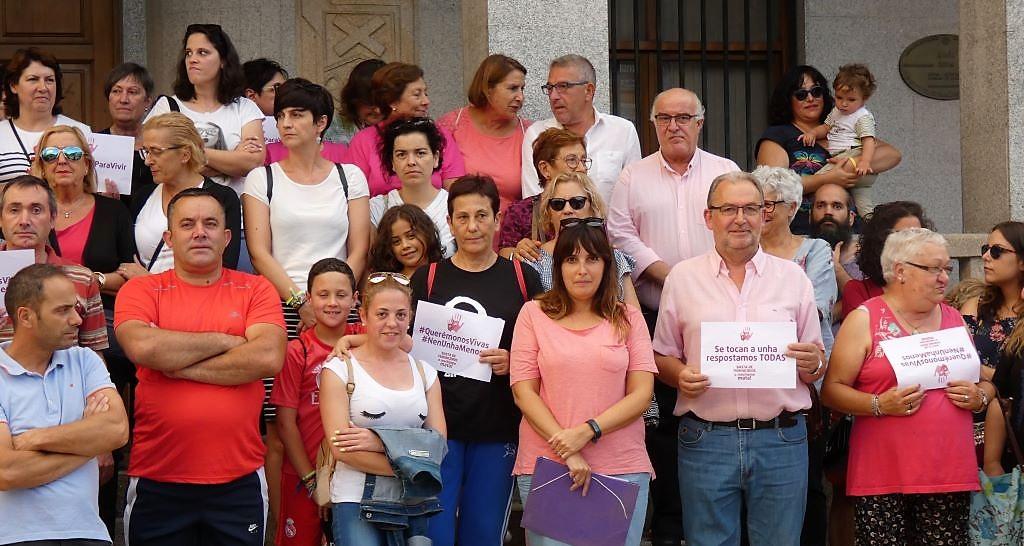"""A Rúa, contra la violencia machista: """"Nos queremos libres, vivas"""""""