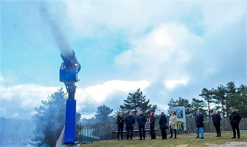 MEISA sacará a concurso la gestión de la estación de montaña de Manzaneda