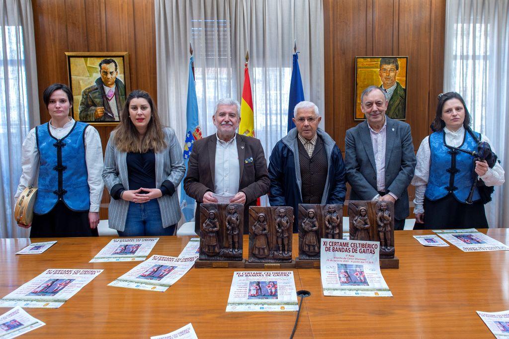 Vilariño de Conso se convierte en capital de la gaita y la cultura