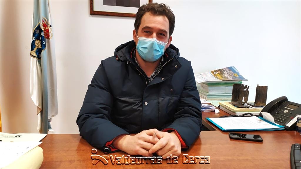 """Álvaro Fernández: """"No es verdad que neguemos información al BNG"""""""