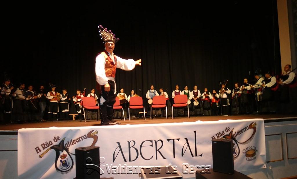 """Durán: """"Abertal volve ao escenario o Día das Letras Galegas en A Rúa"""""""
