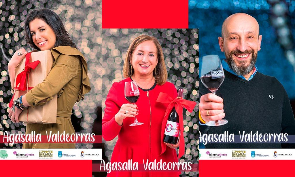 """El  sorteo de la campaña """"Agasalla Valdeorras"""" ya tiene premiados"""