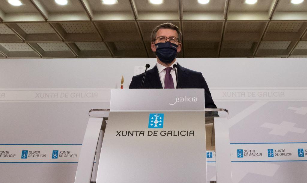 Feijóo anuncia las medidas que seguirán al fin del estado de alarma