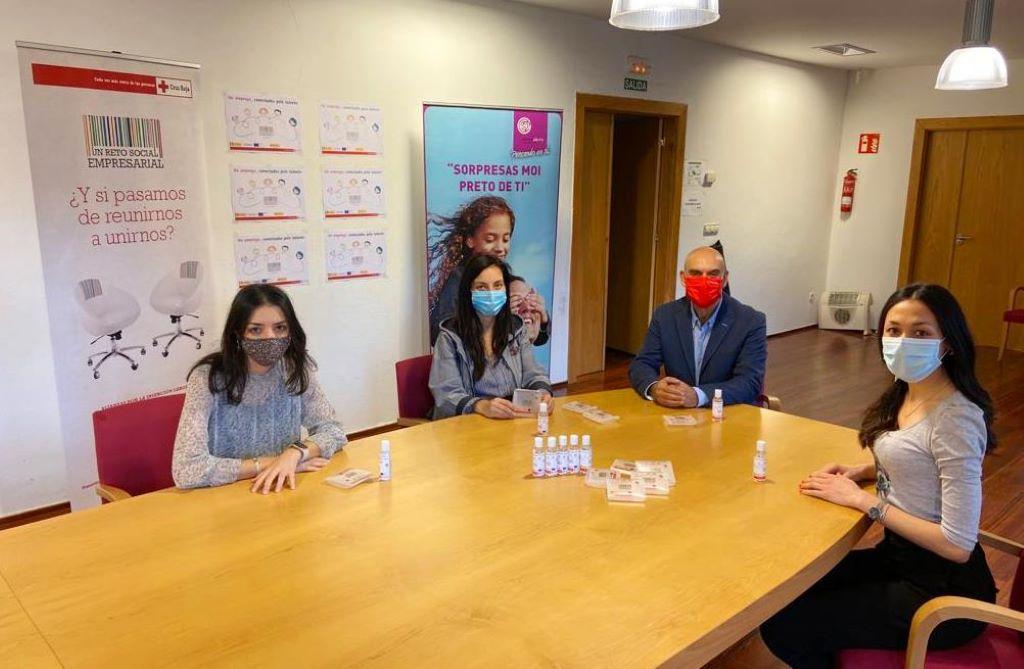 """Cruz Roja inicia la campaña """"En el empleo, conectados por el talento"""""""