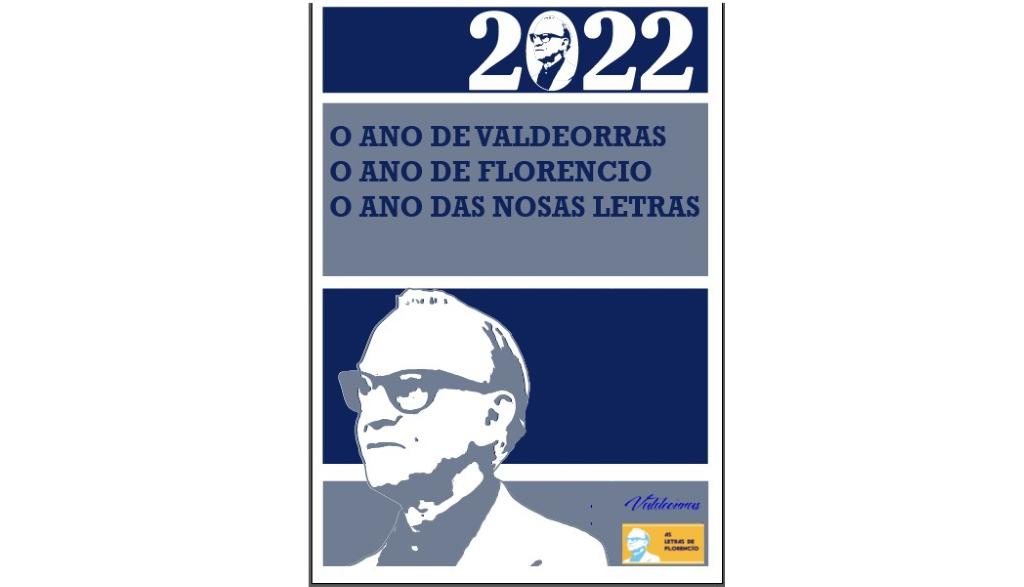 Reto por la candidatura de Florencio Delgado como homenajeado de las Letras Galegas en 2022