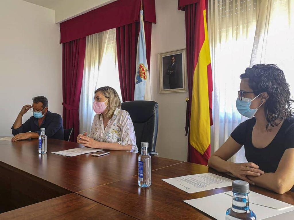 El Geodestino Manzaneda-Trevinca constituyó su grupo de trabajo en Petín