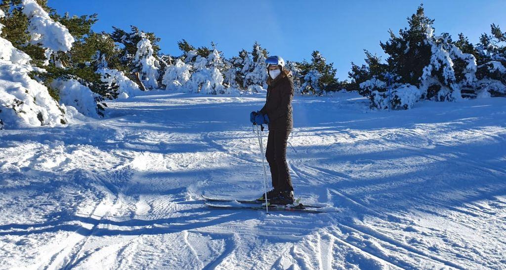 """Manzaneda: """"La estación, la nieve, el esquí, todo fue perfecto"""""""