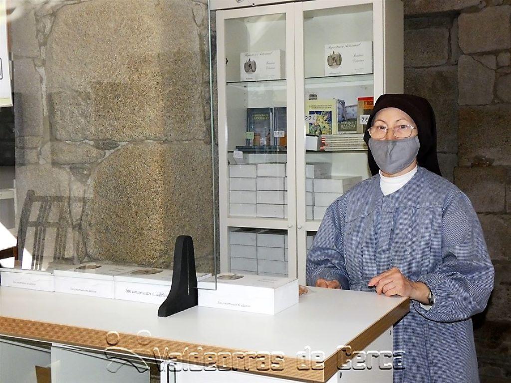 """""""Llevamos 8 siglos en el Monasterio Cisterciense de Ferreira de Pantón"""""""
